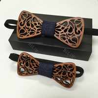 New Fashion Wood Bow Tie for Father And Son Bowtie Butterflies parent child suit wooden bowtie free shipping game of throne