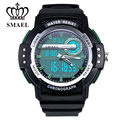 New SMAEL Sport Watches Top Luxury Watch Men Brand Quartz Casual Watch LED Digital Clock Wristwatch Fashion Casual Watch WS1503