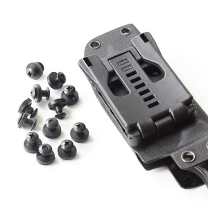 Image 5 - 100pcs Tek lok Screw Set Chicago Screw comes with Washer for DIY Kydex Sheath Holster Hand Tool Parts