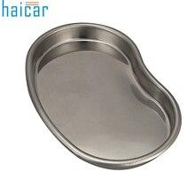 HAICAR s 5 ШТ. плоские стальные поддоны для медицинских татуировка питания пирсинг prepareHAICAR J170115