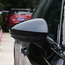Welkinry автомобильный чехол для audi a6 c8 2019 abs хромированный