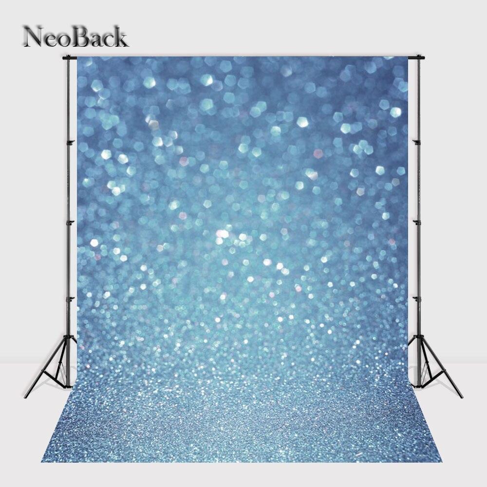 NeoBack Mince vinyle tissu Nouveau-Né Bébé Photographie Toile de Fond enfants enfants décors Impression Studio Photo milieux P1795