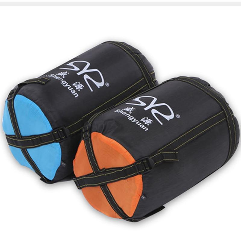 Image 4 - VILEAD 2 Colors Ultralight Envelope Sleeping Bag Waterproof Lightweight Camping Stuff Hiking Sleeping Summer Adult Camp Quilt-in Sleeping Bags from Sports & Entertainment