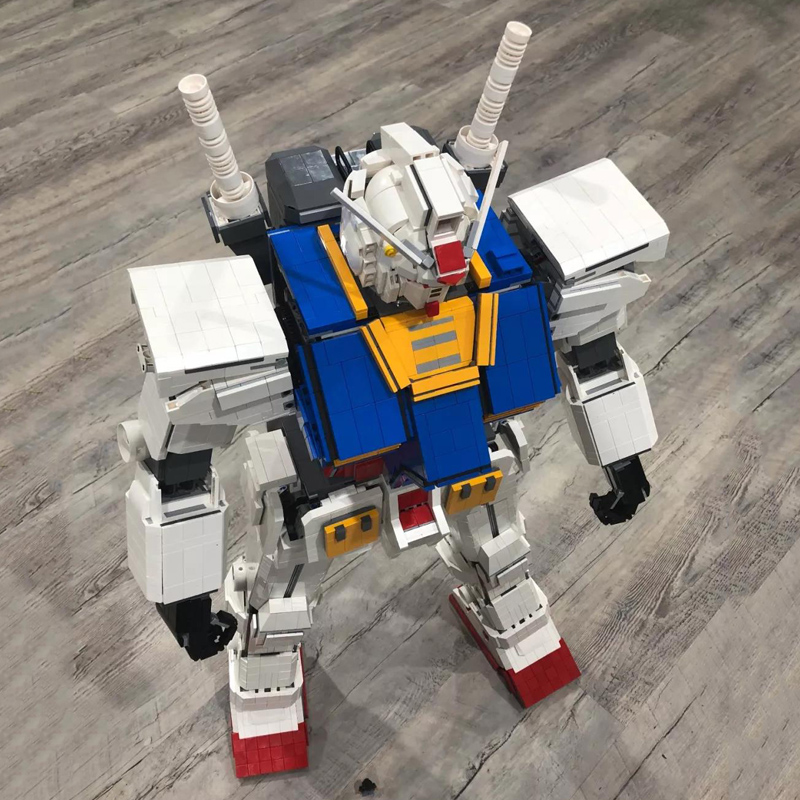 2018-New-Lepin-26001-MOC-Series-Fictional-Manned-Robot-Mobile-Suit-Building-Blocks-Bricks-Educational-Toys (4)