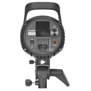 Image 4 - Godox SL60W SL100W SL150W SL200W LED Video Continuous Light +Barn Door Grid Filter 5600K SL 60W SL 100W SL 150W SL 200W Lighting