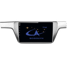 BEIDOUYH 10.2 inch Car GPS Navigator for Volkswagen LAVIDA 2015 Support rear view camera/OBD2/GPS/Can-bus/SWC/Wifi/RDS Radio/DVR