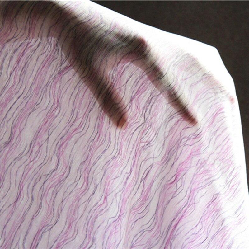 Кружево 38 100*145 см ручная работа фиолетовый сэндвич линия сетка из органзы пряжа сетка ткань кружева свадебное платье одежда шторы, одежда