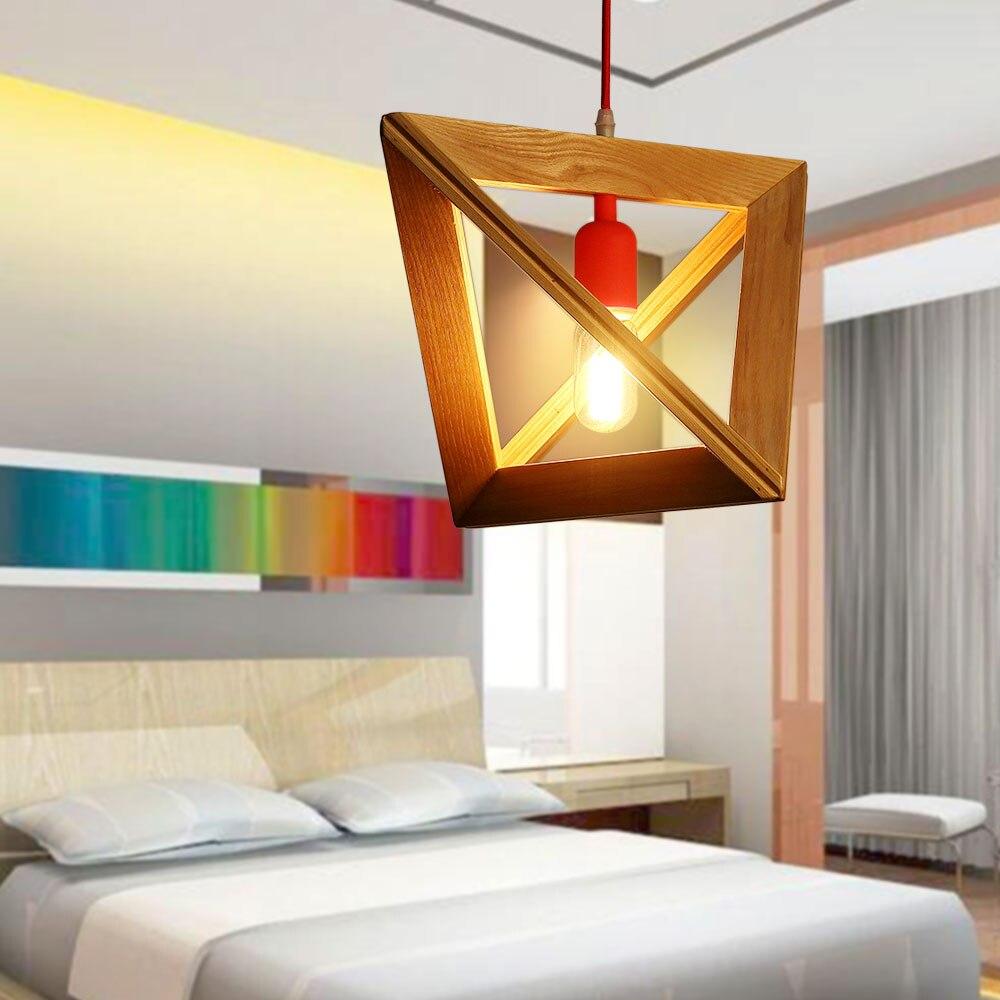 Acquista all'ingrosso online legno lampadari da grossisti legno ...