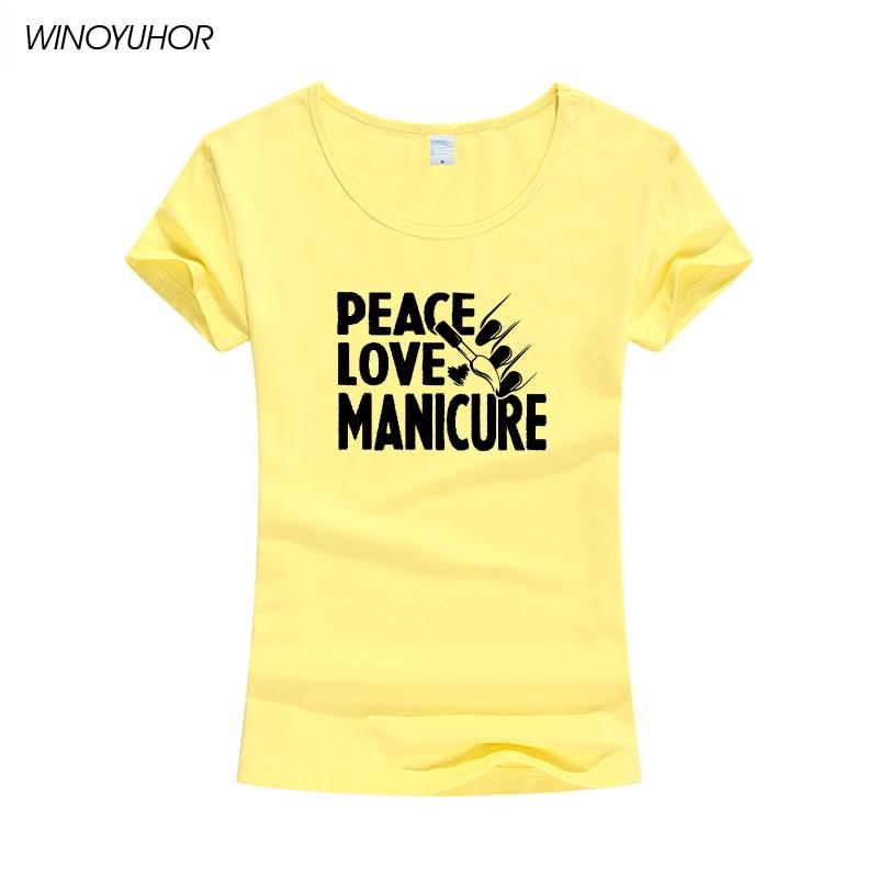 267bfc45792d4 2018 Newest Summer Women's T-shirt Love Nurse Gift T-Shirt Novelty Design  Short Sleeve Cute Girl Doctor Medical Tops