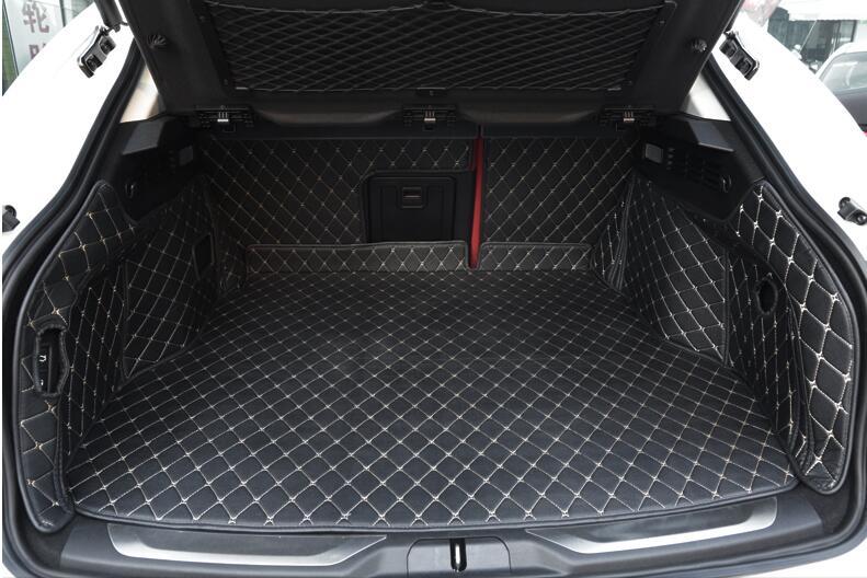 Высокое качество! Специальные материалы ствола для Maserati Levante 2017 прочный грузового лайнера загрузки ковры для Levante 2018-2016, Бесплатная доставка