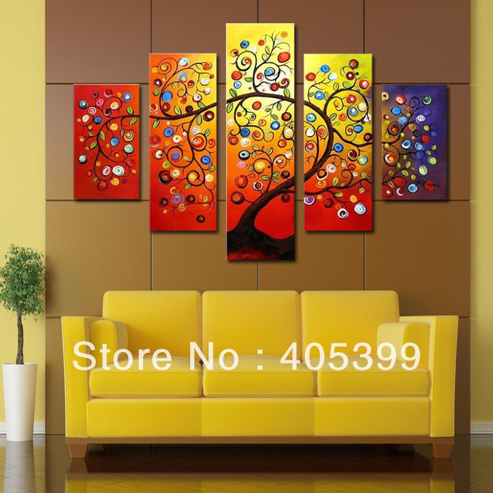 Beautiful Oversized Abstract Wall Art Images - Wall Art Design ...