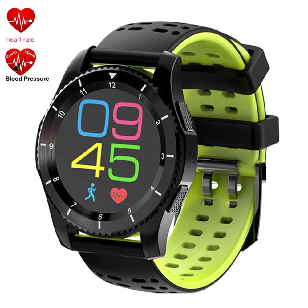 New Smart Watch GS8 Sport Fitness Tracker Bracelet  Heart Rate Monitor Blood Pressure SIM Card Watch Phone Bluetooth Smartwatch new lf17 smart watch