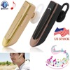 Bluetooth Headset Stereo Wireless Headphone With Mic Handsfree Earphone 22 Hours Playing Time For Samsung IPhone