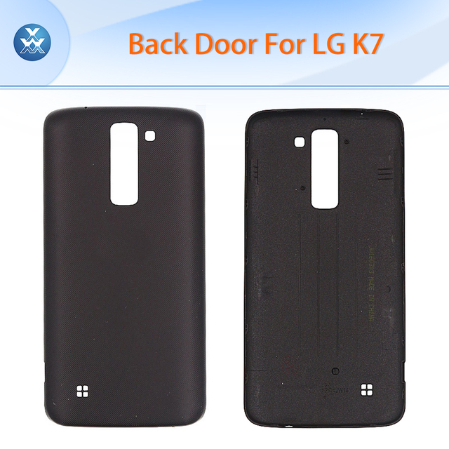 timeless design b7809 b6a8a US $6.18 |Original back door housing for LG K7 battery cover chassis  plastic case black-in Mobile Phone Housings from Cellphones &  Telecommunications ...