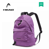 Women Polyester Fiber Backpacks HEAD Double Shoulders School Bag Sport Travel Fashion Casual Work Rucksack Unisex Laptop Package