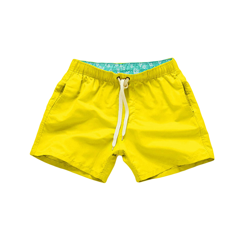 Quick Dry Casual   Shorts   For Men Man Beach   Shorts   Men's Summer   Shorts   With Pockets Fitness Exercise Lace-up   Shorts
