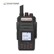 Zastone A19 10ワットトランシーバー高ポウデュアルディスプレイ双方向ラジオvhf & uhfハンドヘルド狩猟用fmトランシーバ