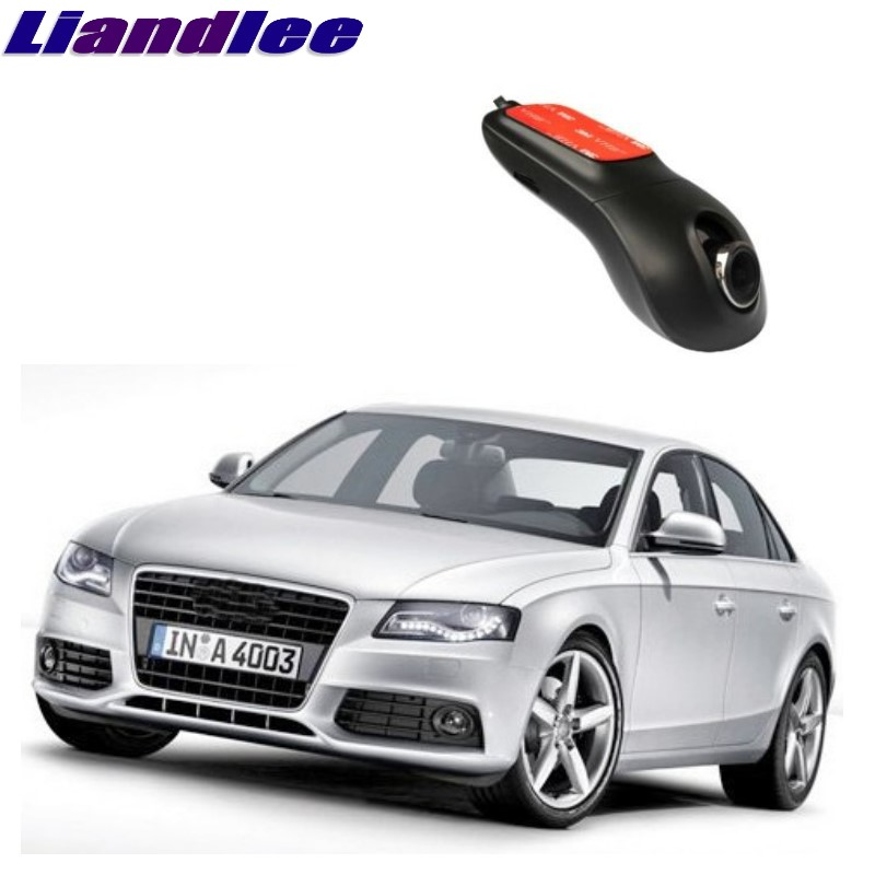 Liandlee For Audi A4 A4L S4 RS4 B7 2004~2008 Car Road Record WiFi DVR Dash Camera Driving Video Recorder