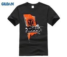 Возьмите игры футболка новый дизайн World Of Tanks футболка s WOT Фитнес короткий рукав футболки Slim Fit Повседневное футболки