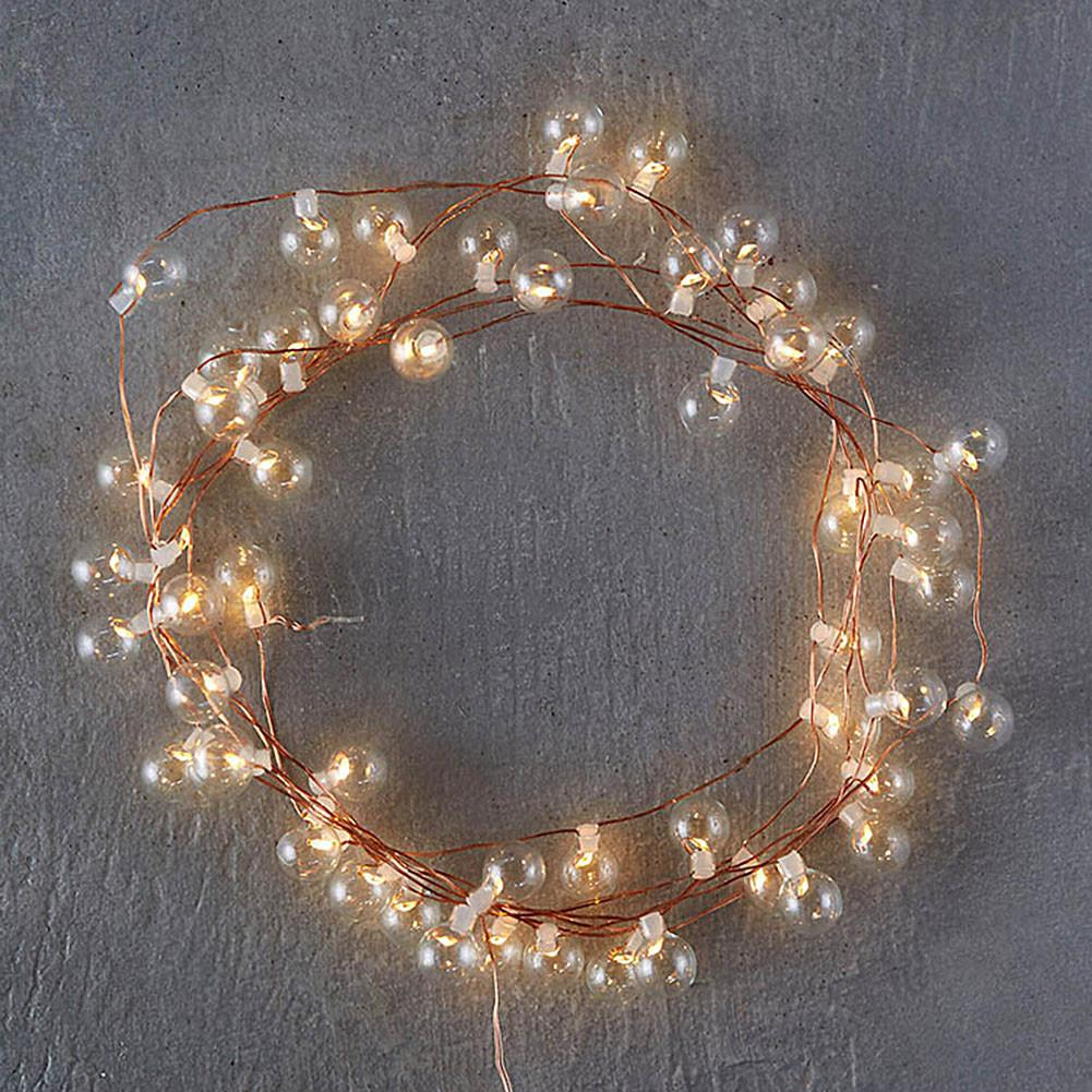 2.5M 20LED String Lights 2.5W LED Garland Light Chain Outdoor Waterproof Bulb Light String Party Wedding Christmas Decoration2.5M 20LED String Lights 2.5W LED Garland Light Chain Outdoor Waterproof Bulb Light String Party Wedding Christmas Decoration