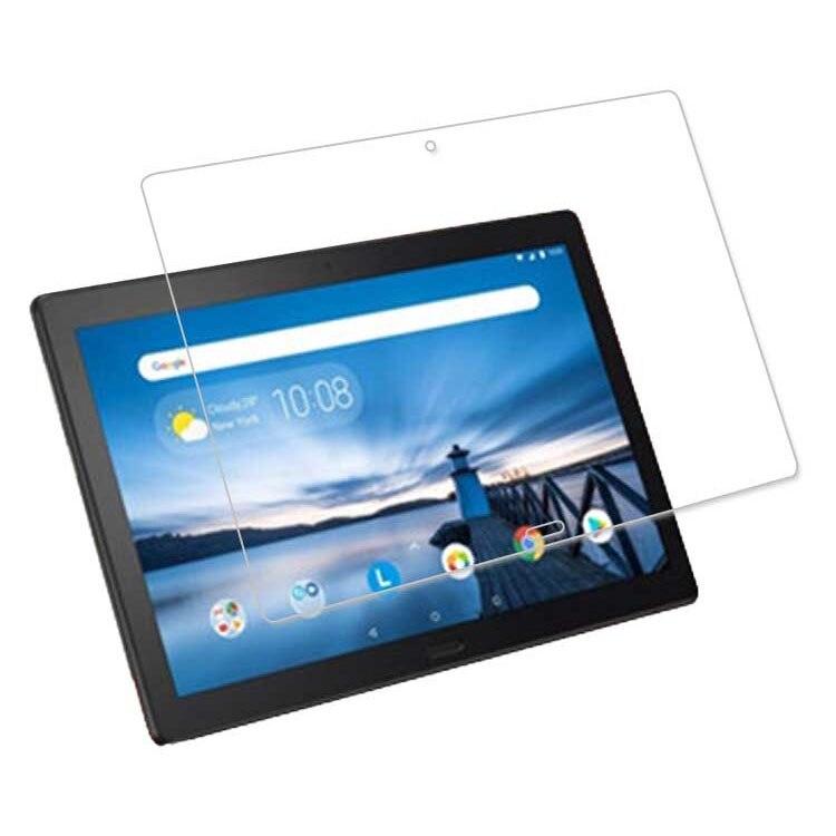 2Pcs/Lot Tempered Glass Screen Protector Film For Lenovo Tab M10 TB-X605F E10 TB-X104L P10 TB-X705L 10.1  + Screen Clean Tools