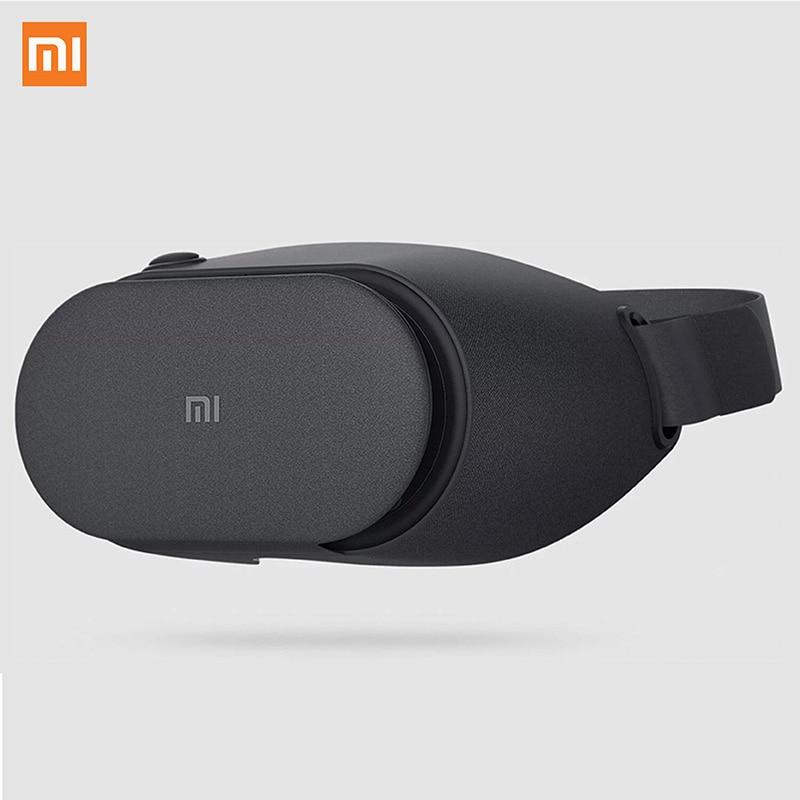 Xiaomi vr juego 2 gafas de realidad virtual inmersiva 3d para 4.7-5.5 pulgadas t