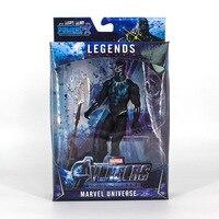The Avengers Endgame Basic Action Figures 4