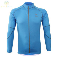 Zip outdoors jersey riding jackets tights breathable fitness coat clothing bike