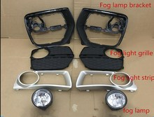 EOsuns paraurti Anteriore luce Anteriore della lampada della nebbia per BMW serie 7 X6 E71 E72 3.0 3.5 4.0 5.0 2007- 2013