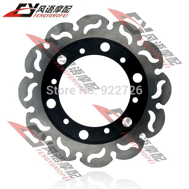 For Yamaha XJR400 FZ400 YZF600 YZF1000 R1 Modified Chrysanthemum Motorcycle rear brake disc plate rear brake disc rotor for yamaha fz400 srx400 xjr400 fz600 fzr600 fzs600 srx600 xj600 yzf600 yzf750r tdm850 tdm900 yzf1000
