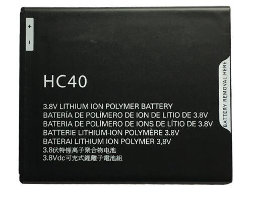 Batterie de téléphone jinsuli HC40 2245 mAh pour Motorola Moto XT1754 XT1755 XT1758 M2998 remplacement de batterie de haute qualité AAA