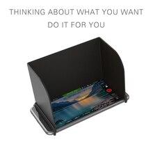APG monitor capucha para DJI Phantom mavic pro 4 pro remoto control parasol monitor inspirar M600 osmo productos Sombrilla Dom Teléfono