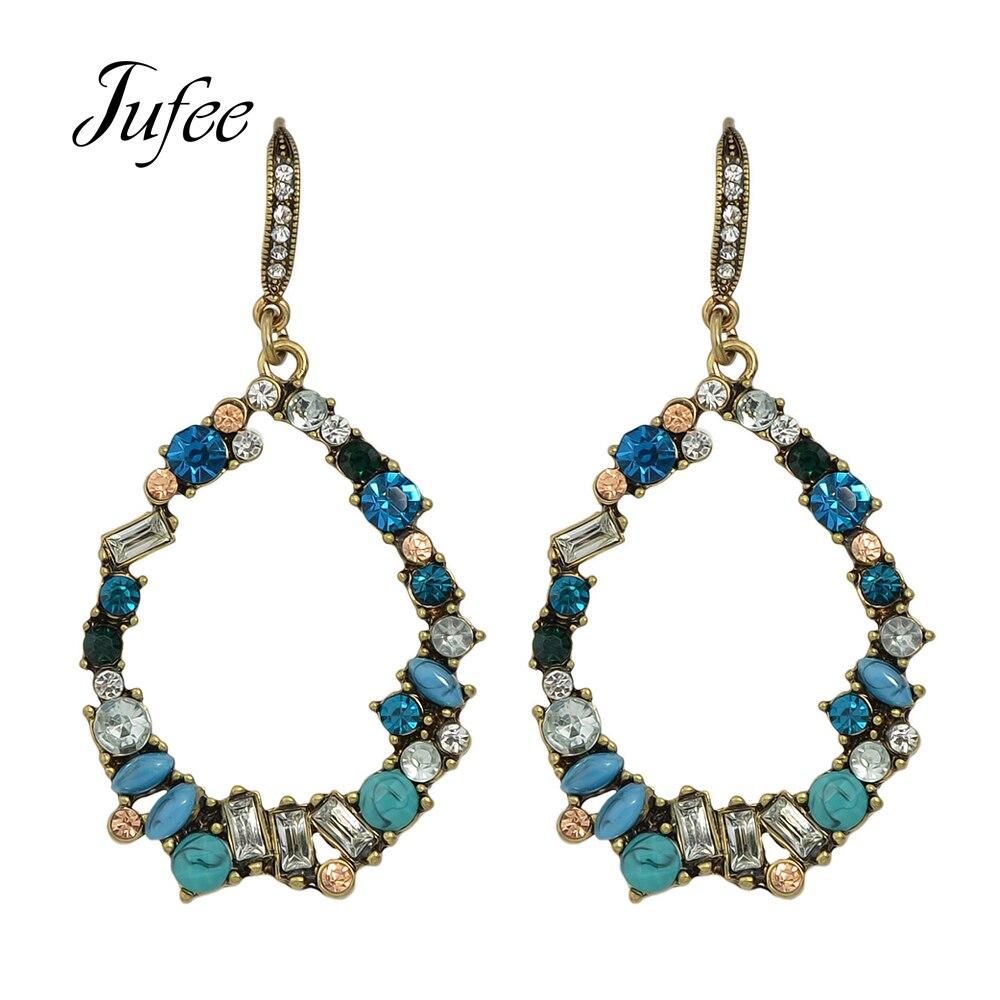 Online Get Cheap Large Chandelier Earrings Aliexpress – Aqua Chandelier Earrings
