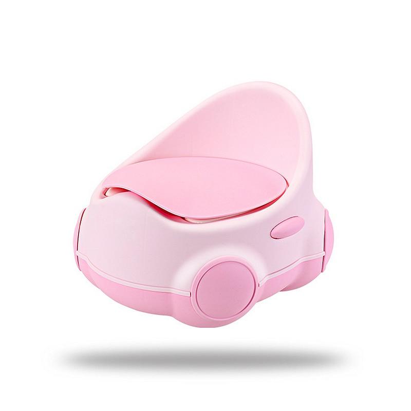 New Baby Toilet Seat Cute Egg Travel Children'S Pot Toilet Portable Training Boy Girls Potty Children'S Toilet Baby Potty