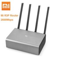Original Xiaomi Mi R3P 2600Mbps Smart Wireless Router Pro 4 Antenna Dual band 2.4GHz + 5.0GHz WiFi Network Device