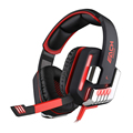 2017 NEW TOP EACH G8200 Gaming Headset Stereo Sound Bluetooth Headphone with Mic Noise Cancelling LED Light Computer PC Gamer