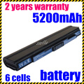 Nova 6 células bateria do portátil para acer aspire one 721 721-3070 721 h 753 ao721 al10c31 al10d56, frete grátis