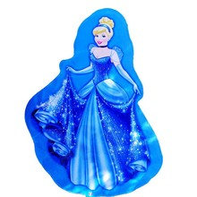 1pc Large Size 36 Inch Princess Cinderella Balloons for Wedding Birthday Party Decorations Foil Helium Balloon Girls Toys Gift