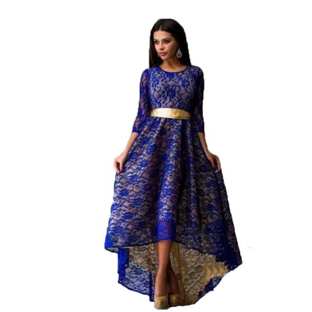 Robe Longue Femme Dress With Petticoats Lace Embroidery Tail Tunic Floor Length Indian