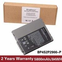 KingSener Новый BP4S2P2900 P ноутбука Батарея для Getac RX10 Прочный планшетный ПК BP4S1P2100 S 14,4 В 5800 мАч/84WH Бесплатная 2 года гарантии