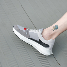 2018 Male Korean Version of The Trend Leisure Students Joker Sneakers Shoes Fall Network Shoes Art Street Photos Male Shoes  3 brothers watch male brothers a pair of high school students korean version of the simple trend leisure atmosphere personality