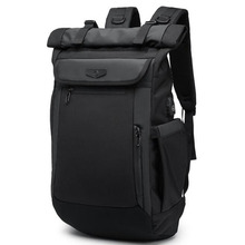 "Get more info on the New Large Capacity Men's Backpacks Waterproof 18"" 19 Inch Laptops Backpack For Teenager men Travel Computer Bagpack Notebook Bag"