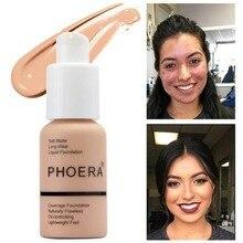 Matte Oil Control Concealer Liquid Face Foundation Makeup Moisturizer Primer Natural  Base