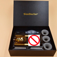 Free Shipping Size Doctor sizedoctor Penis Enlargement pro extender for man penis enlarger penis master in stock with box