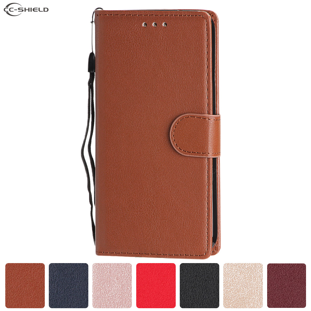Leather Case for <font><b>Huawei</b></font> Honor 8 Lite <font><b>PRA</b></font>-TL10 <font><b>PRA</b></font>-<font><b>LX1</b></font> Honor8Lite Flip Case Phone Cover for <font><b>Huawei</b></font> Honor8 Lite <font><b>PRA</b></font> TL10 <font><b>LX1</b></font> Cases image