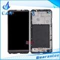 100% testado novo preto peças para lg h990n v20 lcd tela display com digitador touch com montagem de quadro de 1 peça frete grátis
