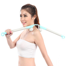 Health care Manual cervical massage equipment Waist/leg ministry shoulder neck spine back general multifunctional massage stick