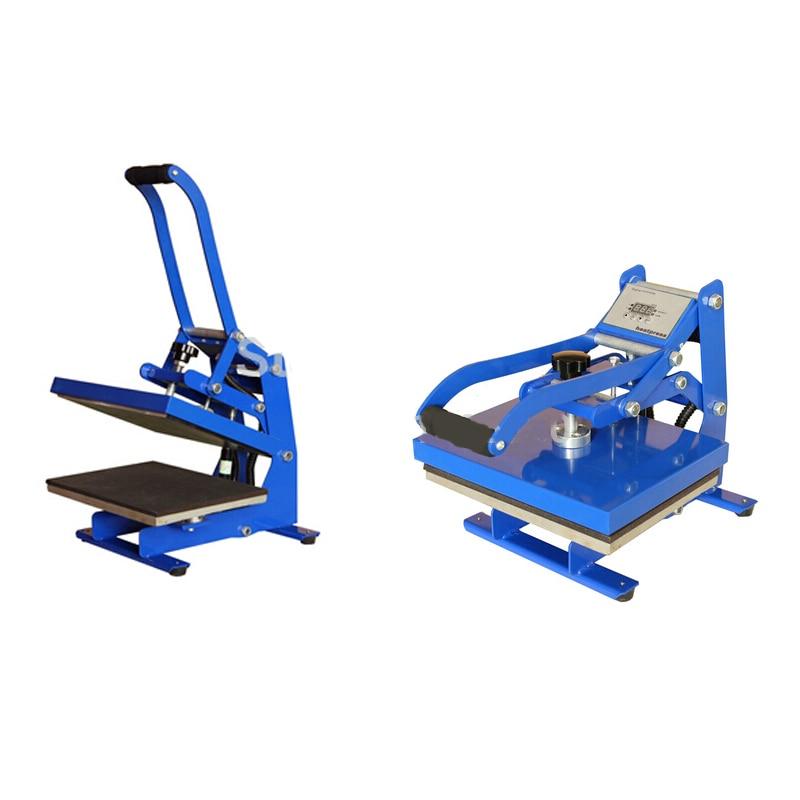 1 PC 23X30CM Small Heat Press Machine 3D Printed Machine Digital Printing Sublimation Printing T Shirt Heat Press Machine