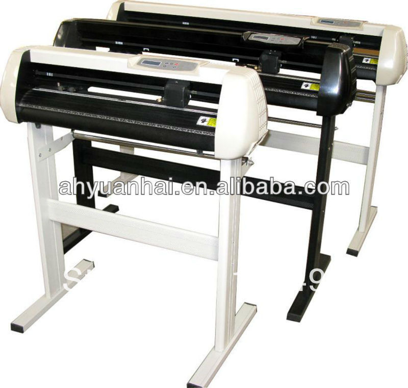 vinyl cutter plotter 720mm 1100mm with stand and original software