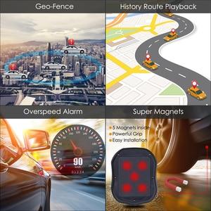 Image 4 - 3G GPS Tracker Car 60 Day Standby TKSTAR TK905 GPS Locator Car Waterproof Magnet Tracker GPS Car Voice Monitor Geofence FREEAPP